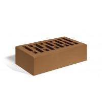 Кирпич одинарный  ( 1NF) коричневый (Керма )