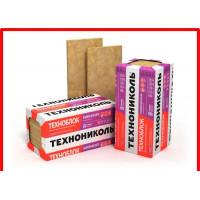 Утеплитель ТехноБлок Стандарт Технониколь (1200х600х100мм) 2,88м2, 0,288м3 (45кг/м3) 4плиты в упаковке