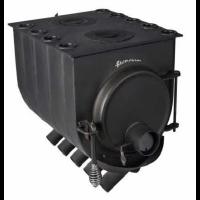 Печь - г/г Бренеран АОТ-06 тип 00 с плитой (2 комф.120 м3)