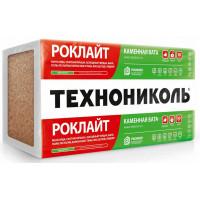 Утеплитель Роклайт Технониколь (1200х600х100мм) 4,32м2, 0,432м3, (30кг/м3) 6 плит в упаковке