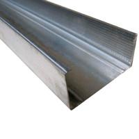 ПС 100/50 Профиль стоечный оцинкованный ПС 100/50 мм 3м толщина 0,4 мм