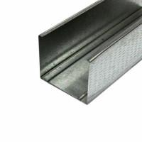 ПС 50/50  Профиль стоечный оцинкованный ПС 50/50 мм 3м толщина 0,4 мм