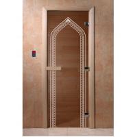 """Дверь """"Арка бронза"""""""