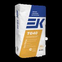 Гипсовая штукатурка ЕK TG 40 30 кг