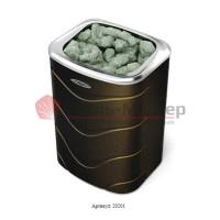 Печь банная электрическая Примавольта, 6кВт, черная