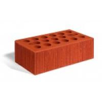 кирпич утолщенный красный бархат м-150 Размер: 250х120х88