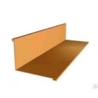 Планка примыкания 140х100х2000 полимер