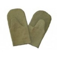 рукавицы брезентовые
