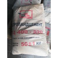 цемент м-400 (50кг)