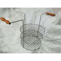"""Решетка трех-ярусная (диаметр 30 см, для тандыров """"Премиум"""" и """"Комфорт"""""""